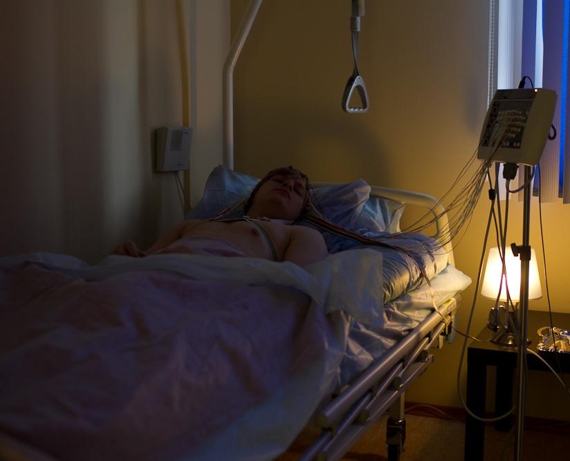 Нічний ЕЕГ моніторинг