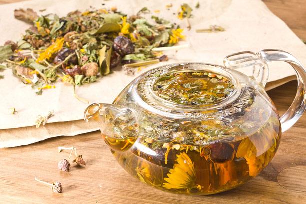 Травяний чай