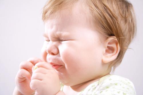 Закладений ніс у дитини